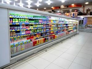 Expositor para Laticínios Refrigerado