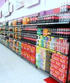 Rack lateral para Bebidas
