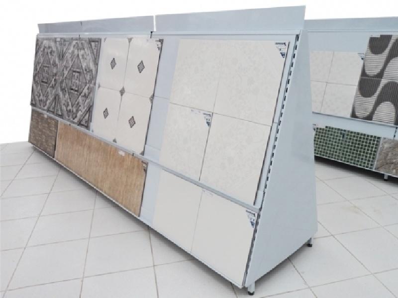 expositor para pisos e azulejos sib ria projetos